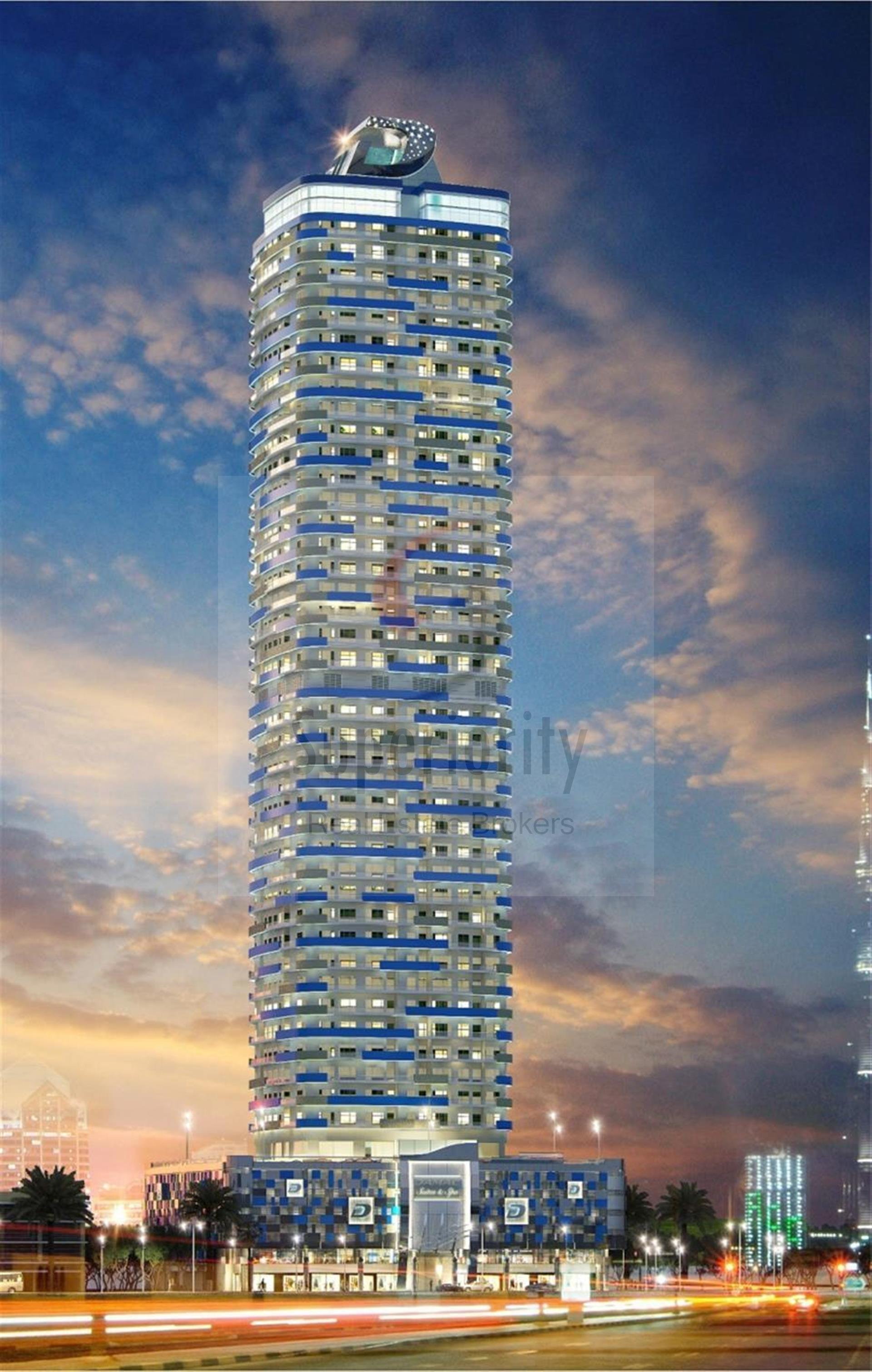 SIGNATURE TOWER