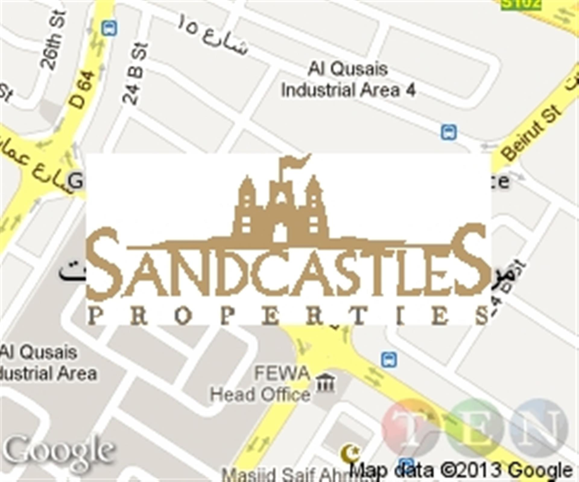 On main Road, Unique and very Excellent  location plot for sale in Al Qusais for mixed use.