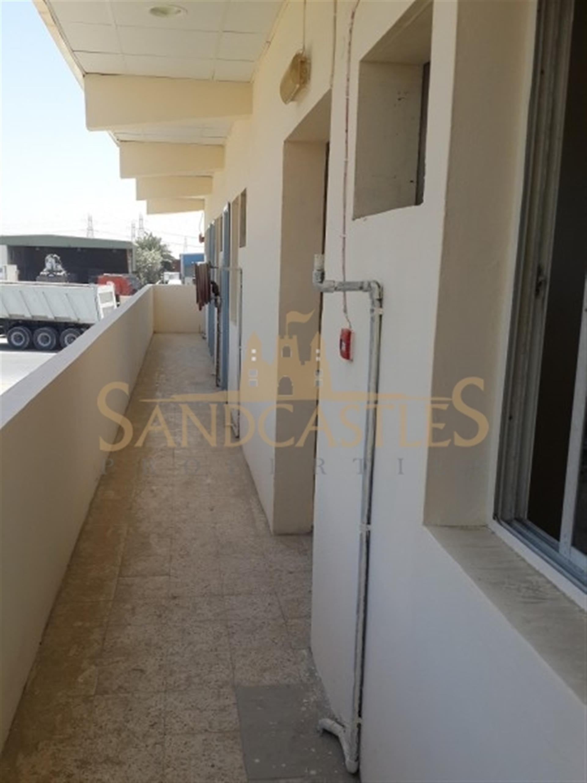 Great Investment! Labour Camp with 22 Rooms All Vacant - Al Quoz