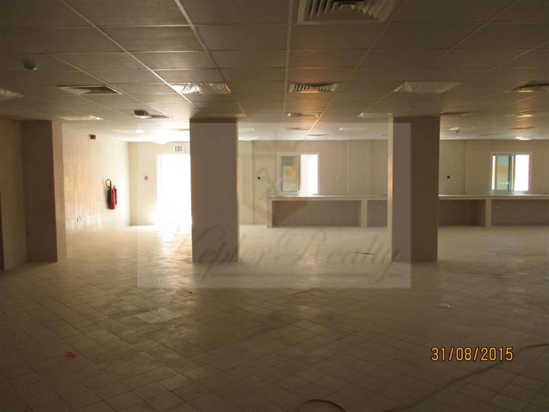 06 Rooms Available in DIP - 1  AED 4500 all included. -06 person capacity per room.