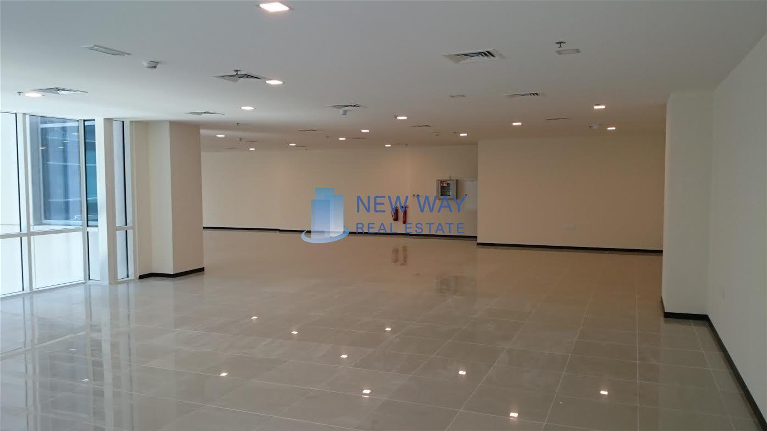 Spacious Fully Fitted Office for rent Business Bay