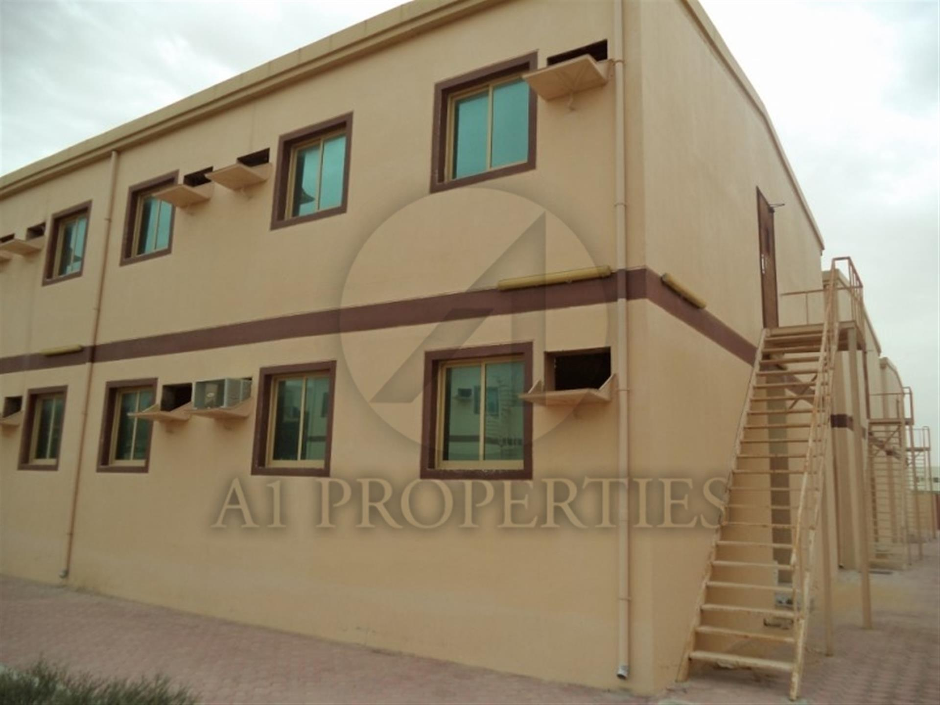 215 Rooms,  Labor Camp, Jebel Ali Industrial Area for Sale