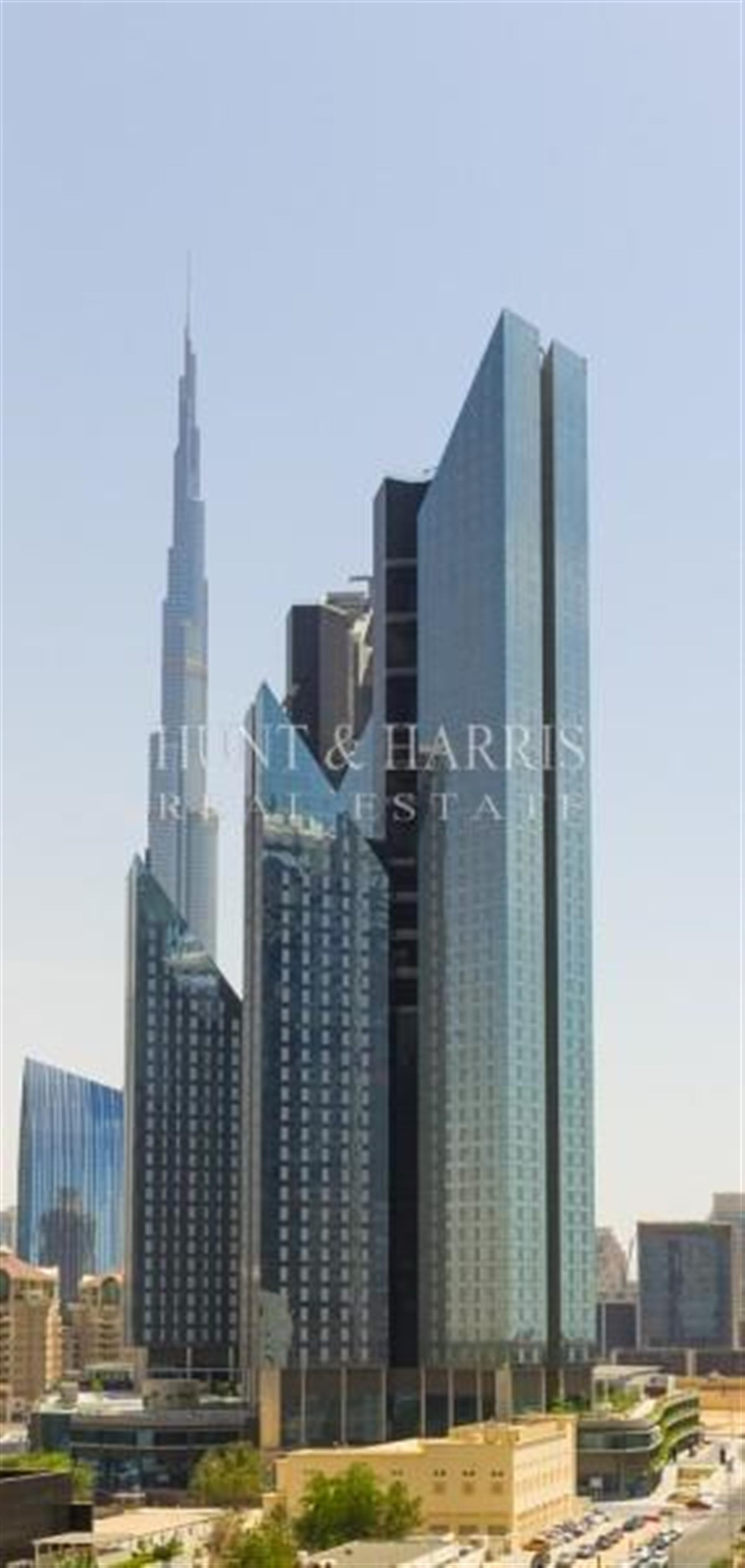 Property - Apartment for sale in DIFC- Dubai - Central Park Tower
