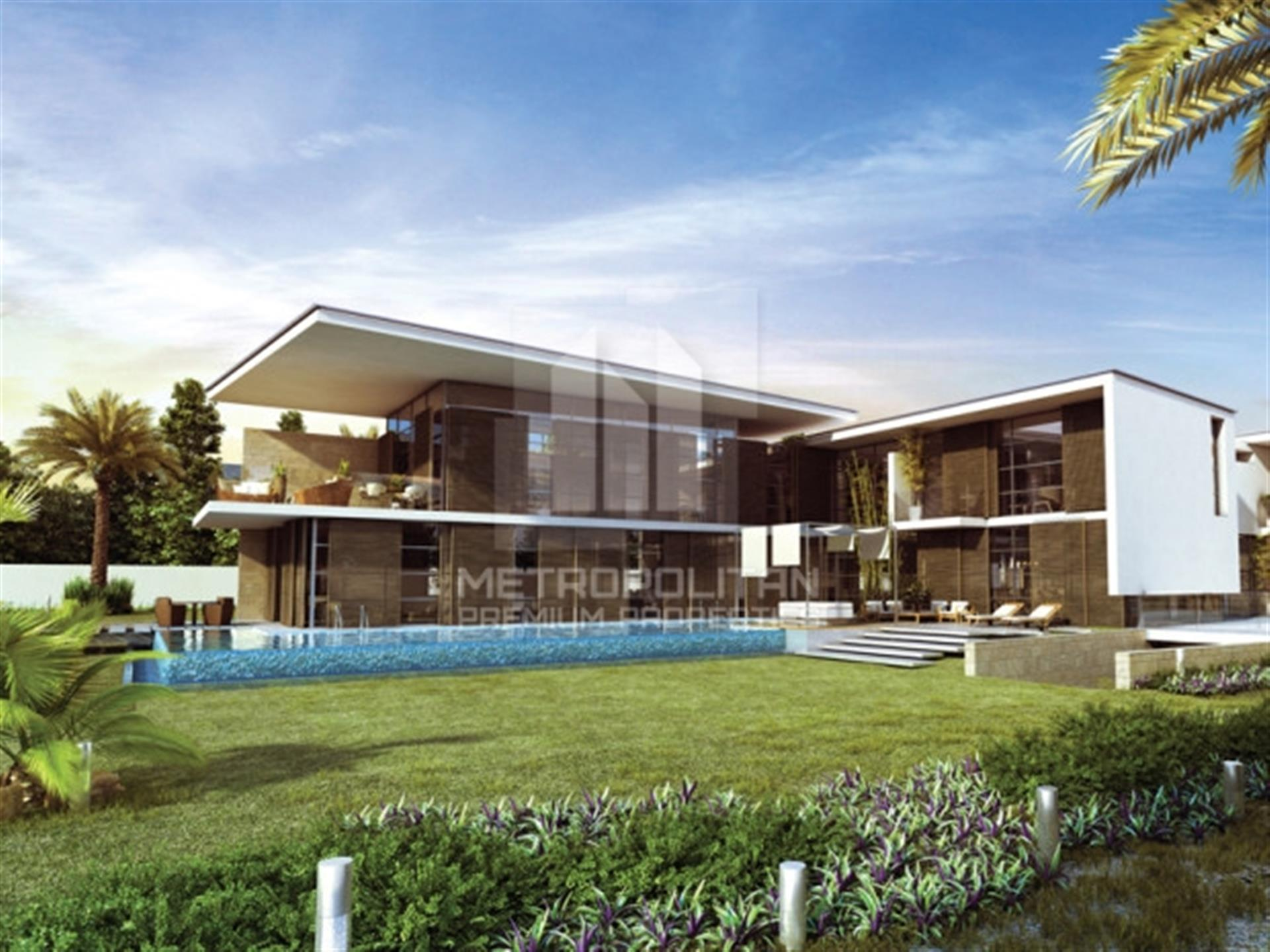 5 BR luxury villa in Brookfield 2, Akoya Drive by Damac (Availability Confirmed 10/11/2014)