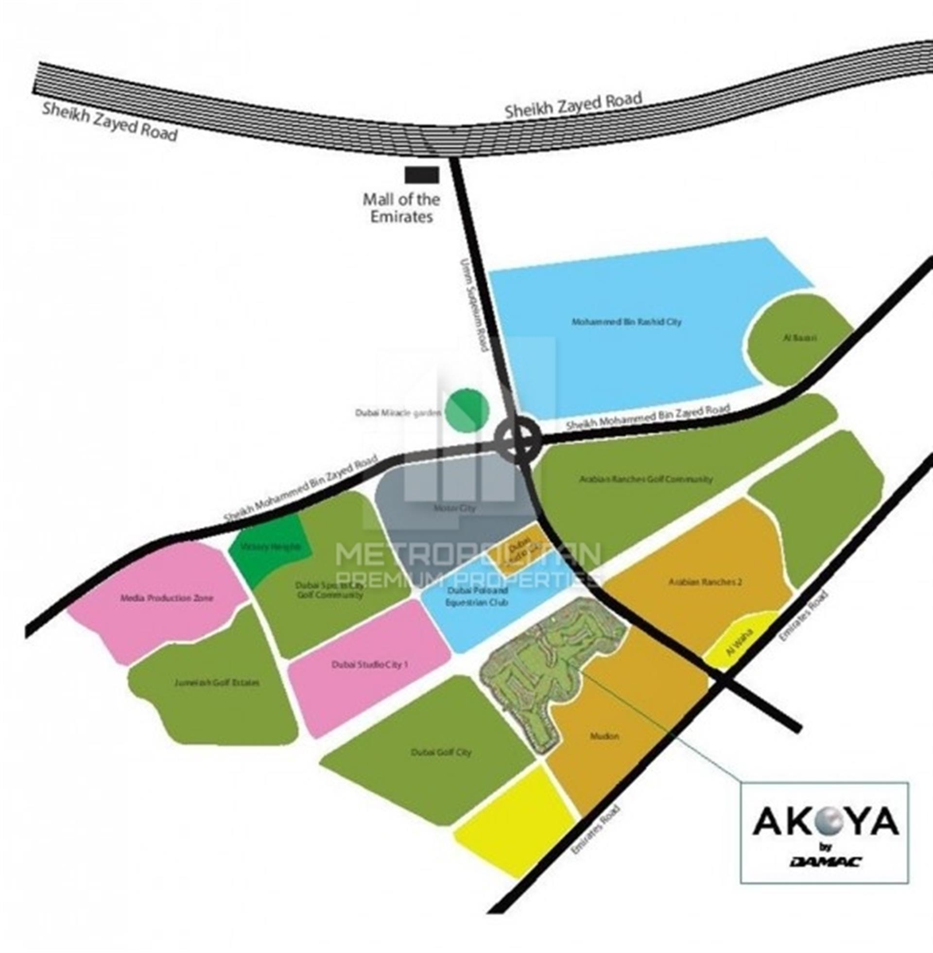 Top notch 5 BR luxury villa in Long View, Akoya Drive by Damac (Availability Confirmed 10/11/2014)
