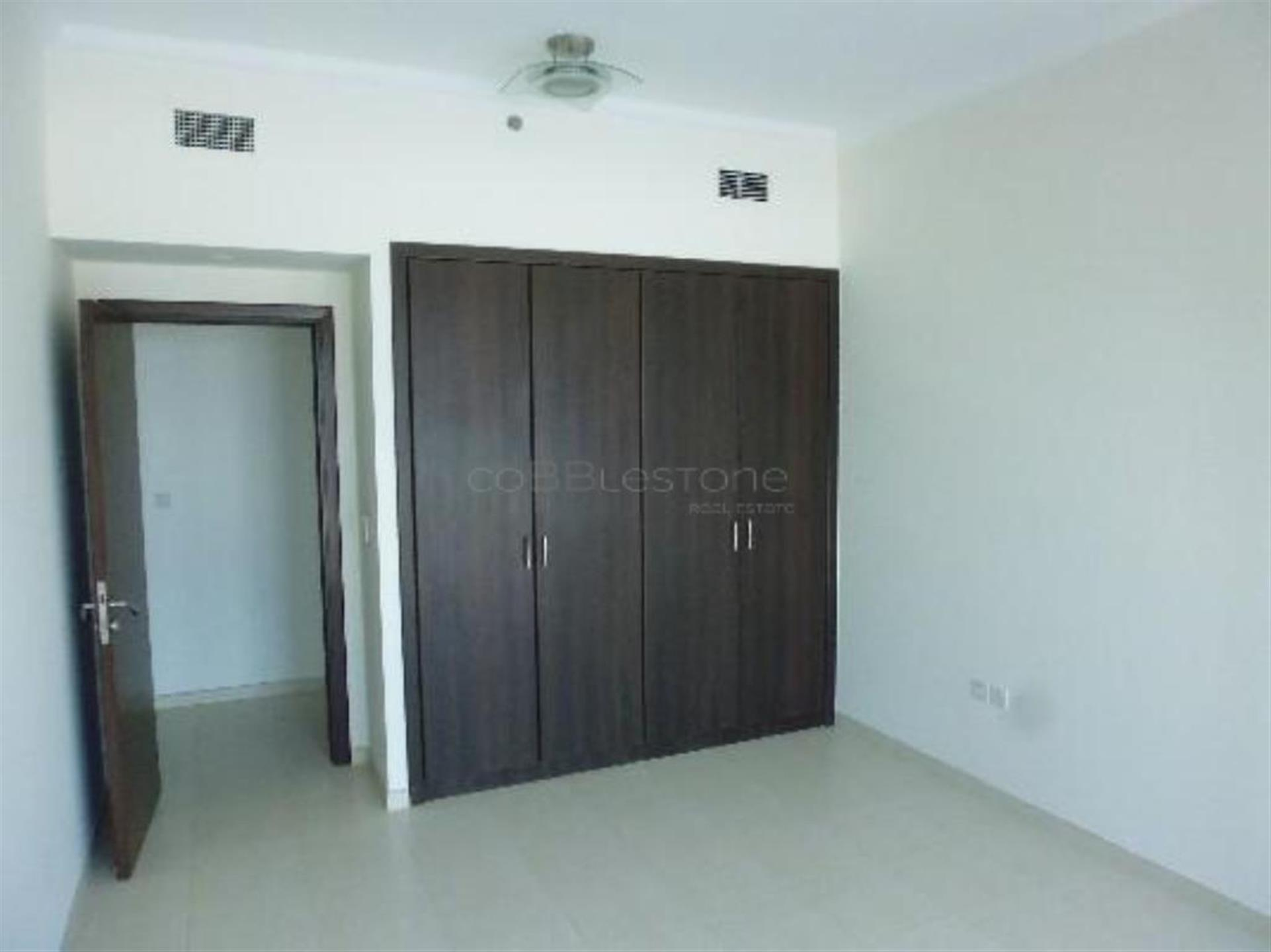 Unfurnished 2BR for rent in Churchill Residency