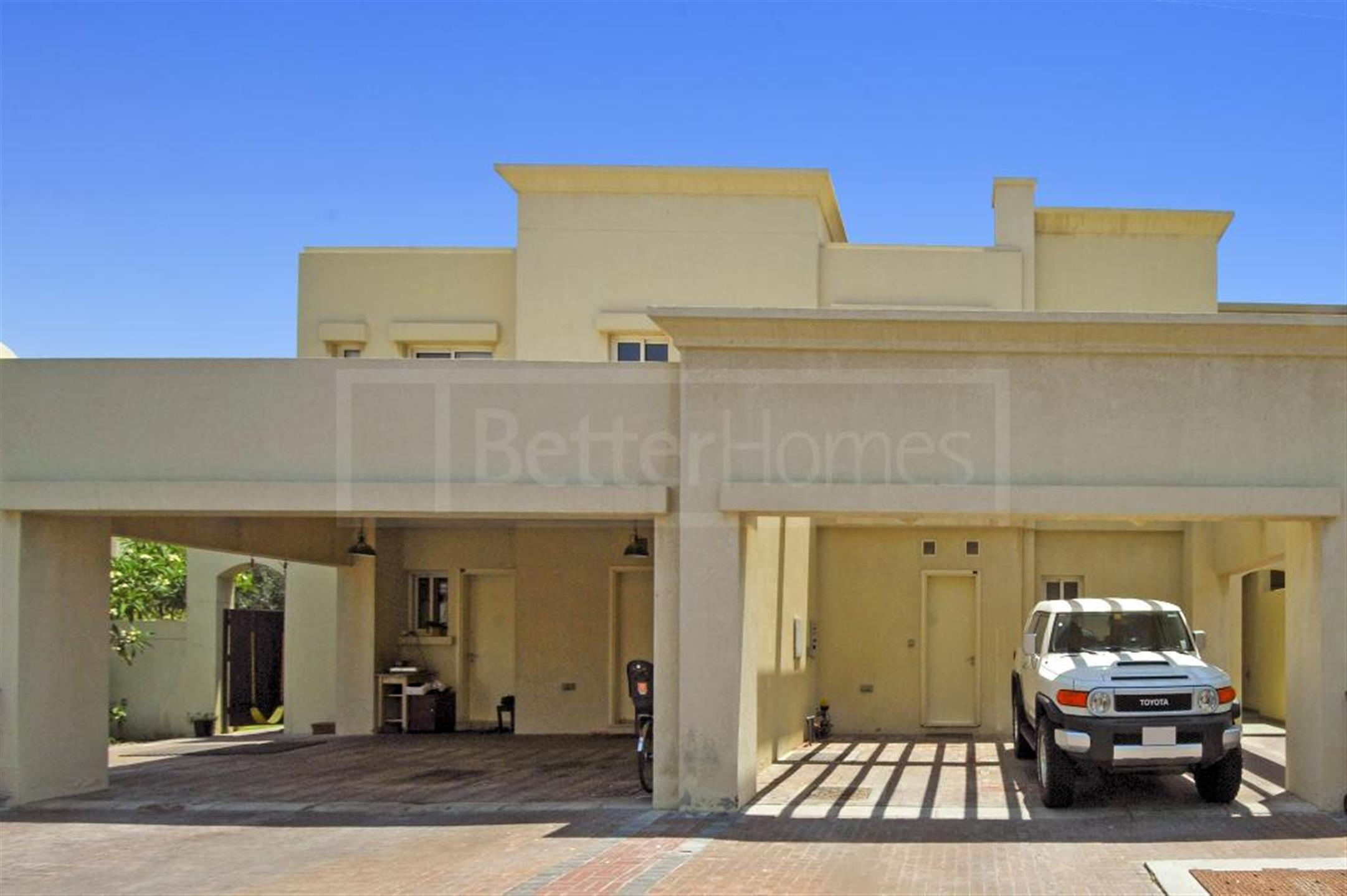Lovely huge type C townhouse with study in Forat